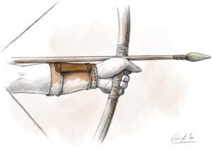 Protector arco | IDU Ilustración