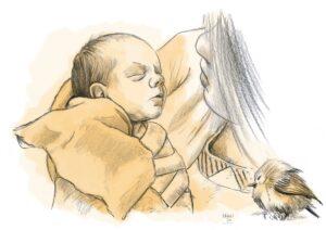 Nacimiento íbero | IDU Ilustración