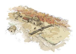 Trincheras carlistas | IDU Ilustración