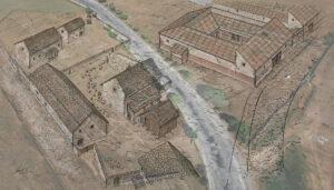 Juliobriga romana (Cantabria) | IDU Ilustración
