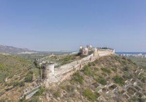 Castillo de Bairén | IDU Ilustración