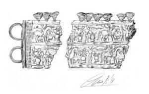 Diadema de Moñes | IDU Ilustración