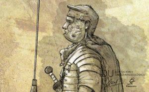Legionario romano altoimperial | IDU Ilustración
